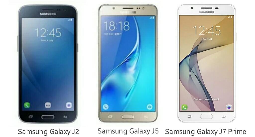 Vendor Korea Selatan Samsung Resmi Menghadirkan Keluarga Dari Galaxy J Series Yakni J2 J5 Dan J7