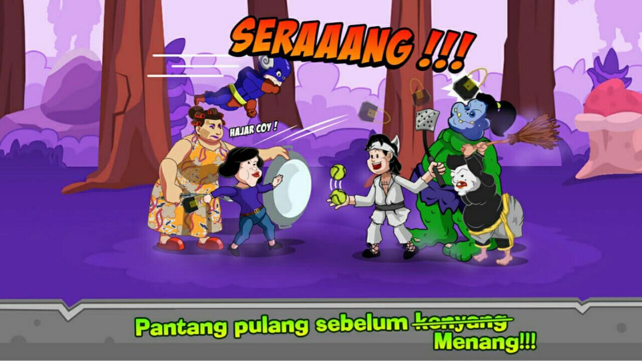 Juragan Wayang Mobile RPG Game Strategi Buatan Anak Negeri