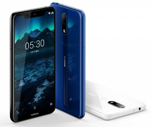 Nokia 5X Resmi Diumumkan dengan MediaTek Helio P60 dan Android 8.1 Oreo d400ab00b6